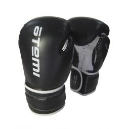 фото Перчатки боксерские ATEMI LTB19019. Цвет: белый, черный. Вес в унциях: 8