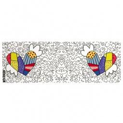 Купить Обложка для студенческого билета Mitya Veselkov «Крылатое сердце»