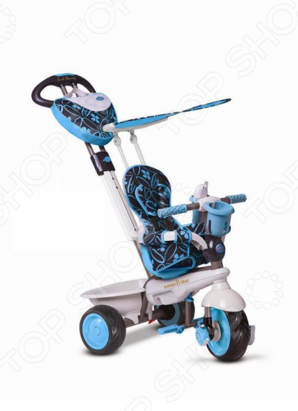 Велосипед трехколесный Smart Trike 8000900 Dream Touch Steering