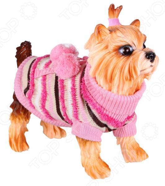 Свитер-попона для собак DEZZIE 563561 свитер для собак dezzie 562565