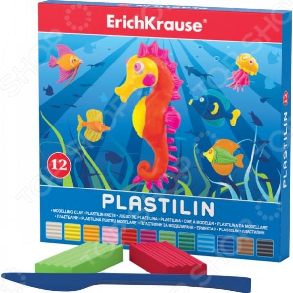 Набор пластилина Erich Krause 36901