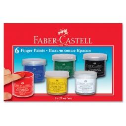 Купить Краски пальчиковые Faber-Castell 160402