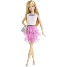 фото Кукла Mattel CFG13 «Барби в розовой юбке»