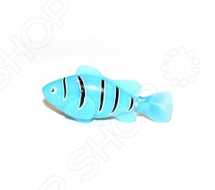 Роборыбка Bradex «Funny fish» Роборыбка Bradex «Funny fish» /Голубой