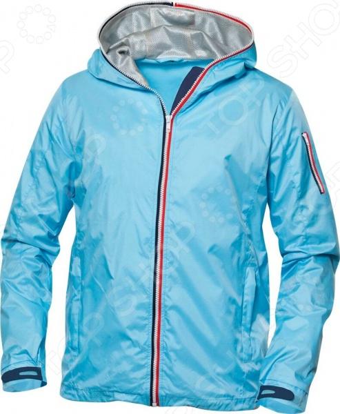 Куртка Clique «Сибрук». Цвет: голубой