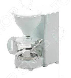 Кофеварка Sterlingg 10146Кофеварки<br>Кофеварка Sterlingg 10146 это современный аппарат, сочетающий в себе компактность, функциональность и практичность. Модель мощностью 600 Вт позволяет приготовить до 300 мл вашего любимого напитка нажатием буквально одной кнопки. Фильтрационная кофеварка изготовлена из высококачественного пластика, устойчивого к высоким температурам и влажности. В комплекте поставляется мерная ложка. Благодаря стильному дизайну Sterlingg 10146 впишется в любую современную кухню.<br>