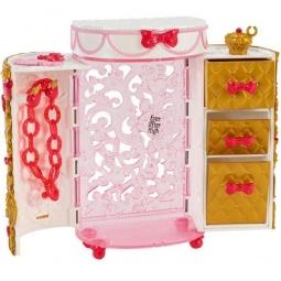 фото Столик туалетный для кукол Mattel CFB18 «Эппл Вайт»