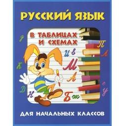 фото Русский язык в таблицах и схемах для начальных классов