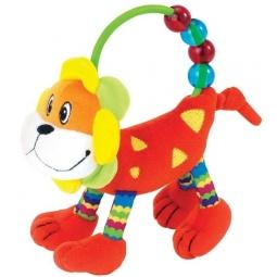 фото Игрушка-погремушка Жирафики «Львенок»