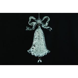 Купить Елочное украшение Crystal Deco «Колокольчик» 1707597