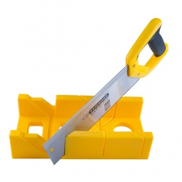 Купить Набор: обушковая ножовка и стусло Brigadier 63230