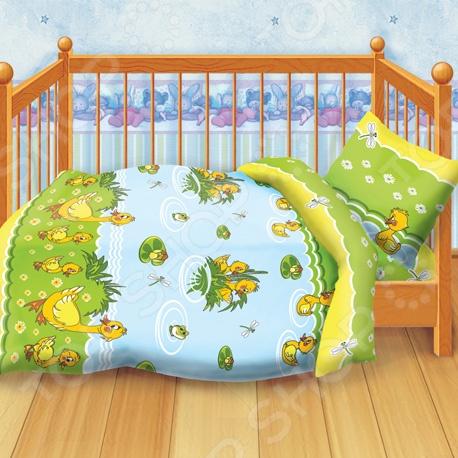 Детский комплект постельного белья Кошки-Мышки Ути детский комплект малыши кошки мышки