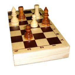 Купить Шахматы гроссмейстерские лакированные