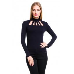 фото Водолазка Mondigo 417. Цвет: черный. Размер одежды: 42