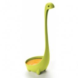 фото Половник OTOTO Nessie. Цвет: зеленый