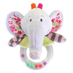фото Игрушка-погремушка Жирафики «Слон»
