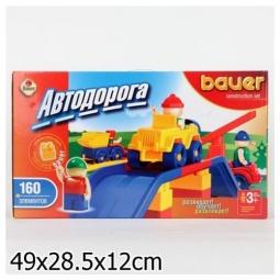Купить Конструктор игровой Bauer «Автодорога» ЯВ118350