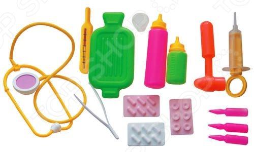 Игровой набор для ребенка ПЛЭЙДОРАДО «Маленький доктор» ролевые игры игруша игровой набор доктор i 1151275