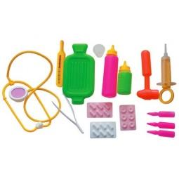 фото Игровой набор для ребенка ПЛЭЙДОРАДО «Маленький доктор»