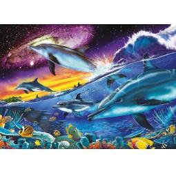 фото Пазл 560 элементов Step Puzzle Подводный мир