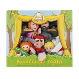 фото Набор для кукольного театра Жирафики «Гуси-лебеди» 68351