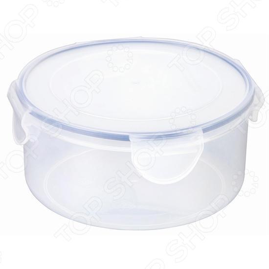 Контейнер для продуктов круглый Tescoma Freshbox. В ассортименте