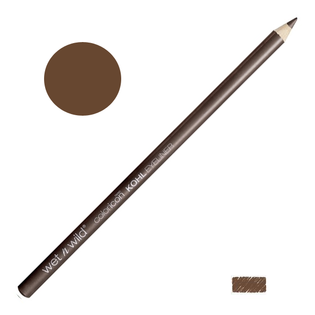 Купить Карандаш для контура глаз Wet n Wild Color Icon Kohl Liner Pencil E603A Sima Brown Now. Тон: коричневый