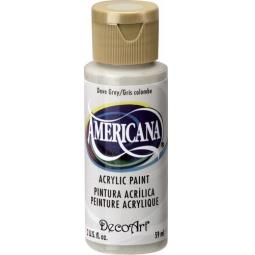 фото Краска акриловая DecoArt Премиум Americana. Цвет: серо-сизый