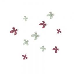 фото Декор для стен Umbra Wallflower. Количество предметов: 10