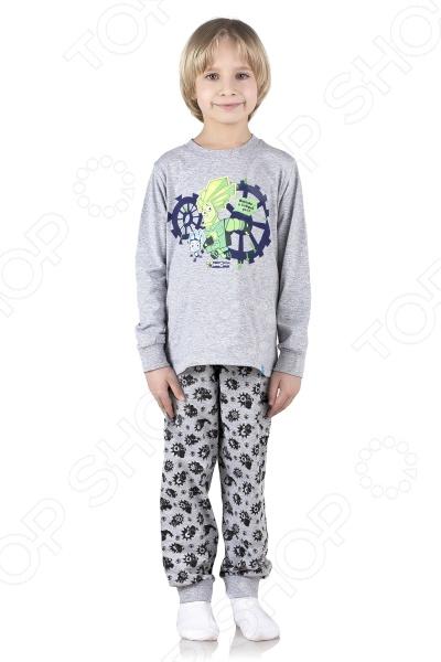 Пижама для мальчика «Фиксика - в каждый дом»