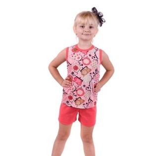 Купить Комплект для девочки: майка и шорты Свитанак 2014659