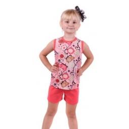фото Комплект для девочки: майка и шорты Свитанак 2014659