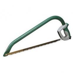 фото Пила лучковая садовая Raco с двухкомпонентной ручкой. Общая длина: 533 мм