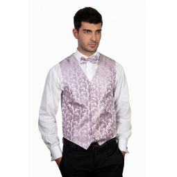 фото Жилет Mondigo 20625. Цвет: бледно-розовый. Размер одежды: XL