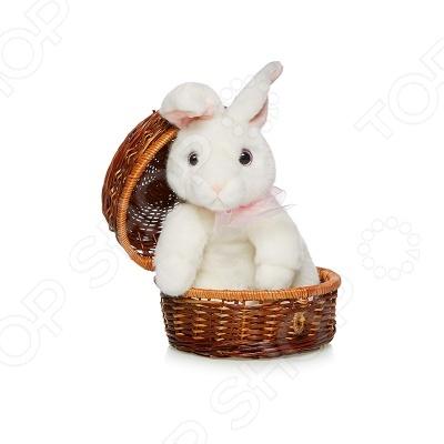 Мягкая игрушка MaxiLife «Зайчонок» стоячий Мягкая игрушка MaxiLife «Зайчонок» стоячий /