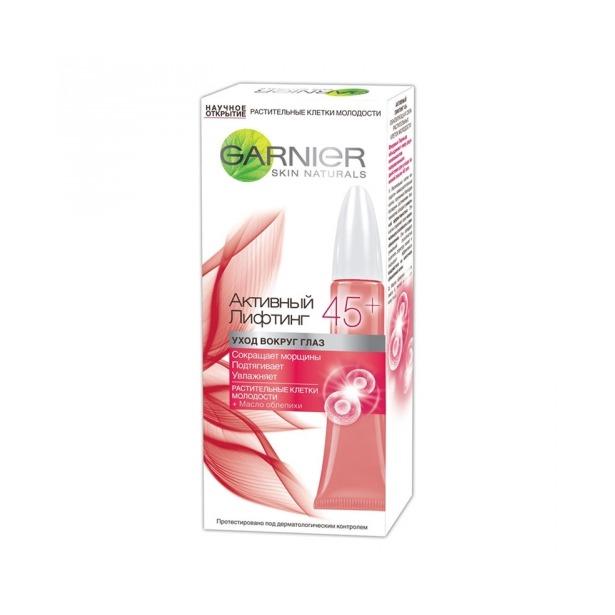 фото Крем вокруг глаз Garnier Skin Naturals Активный лифтинг