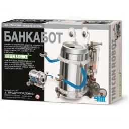 Купить Набор для изобретателей 4M «Банкабот»
