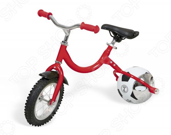 Беговел с колесом в виде мяча Bradex «Велоболл» Беговел Bradex «Велоболл» /
