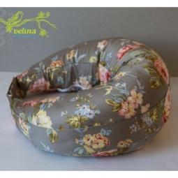 фото Подушка для беременных и кормления Velina «Чайная роза»