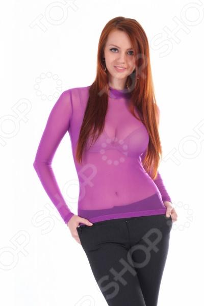 Водолазка Mondigo 8530. Цвет: лиловый