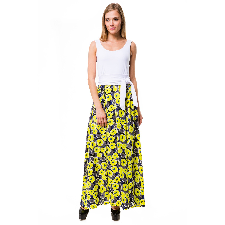 361643234a760 Платье Mondigo 6123. Цвет: желтый. Размер одежды: 48 купить по ...