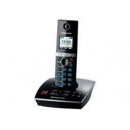 фото Радиотелефон Panasonic KX-TG8061. Цвет: черный
