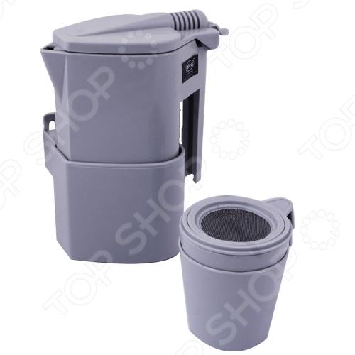 Чайник автомобильный ALCA AL-54212Все для чая и кофе<br>Товар продается в ассортименте. Цвет изделия при комплектации заказа зависит от наличия цветового ассортимента товара на складе. Чайник автомобильный ALCA AL-54212 будет просто незаменим в любой дальней поездке, ведь ничто так не снимает стресс как чашечка горячего чая или кофе. Модель подключается к стандартному прикуривателю и всего за несколько минут нагревает воду, чтобы водитель и пассажир смогли сделать перерыв от дороги и немного отдохнуть в пути. Мощность чайника 120 Вт.<br>