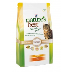 Купить Корм сухой для кошек Hill's Nature's Best с курицей и овощами