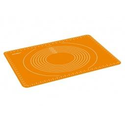 фото Коврик для выпечки с разметкой Oursson MC5000S. Цвет: оранжевый
