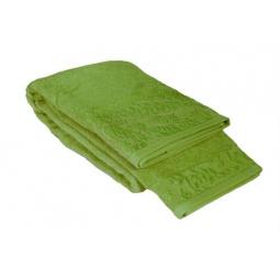 фото Полотенце Tete-a-Tete махровое Т-МП-7185. Размер: 90х150 см. Цвет: зеленый