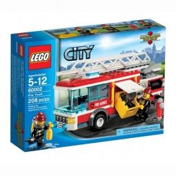 фото Конструктор LEGO Пожарная машина