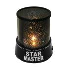 Купить Ночник-проектор Звездное небо с адаптером