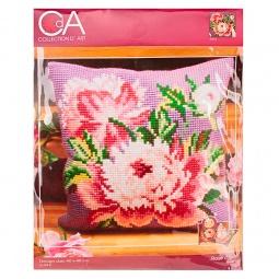 Купить Подушка для вышивания Collection D'art 5042