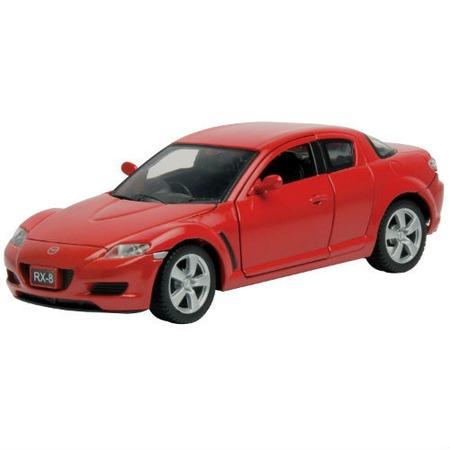 Купить Модель автомобиля 1:24 Motormax Mazda RX8. В ассортименте